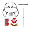Spark Up Your Holiday Christmas Propeller Guard & Riser Kit