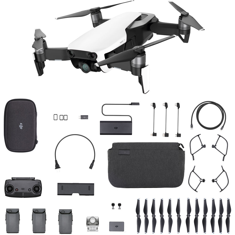 DJI Mavic Air Fly More Combo (Arctic White) - Gimbals Philippines Gimbals.PH