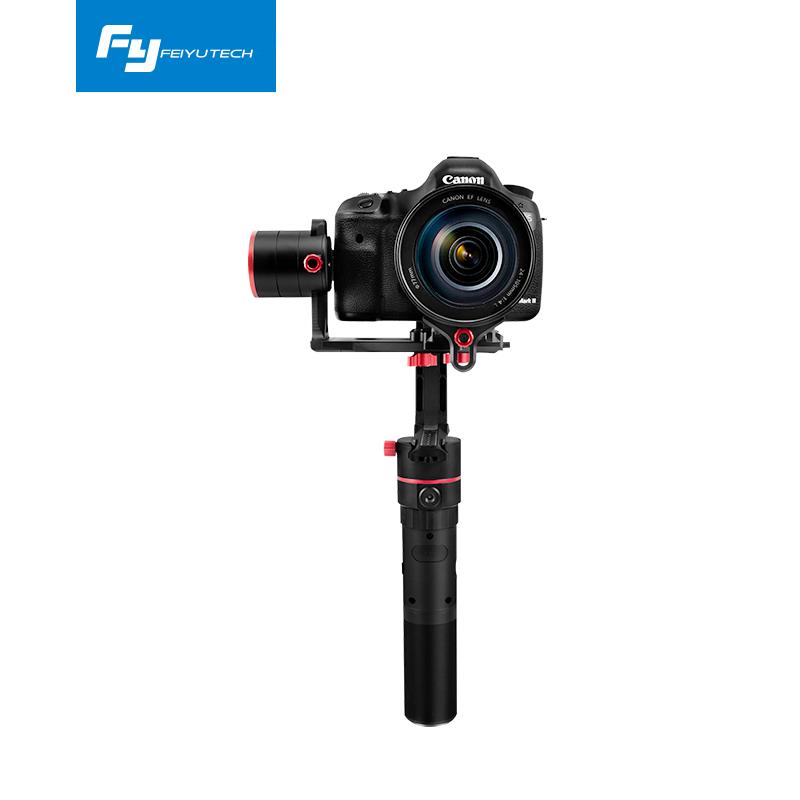 Feiyu A2000 3 Axis Handheld Gimbal For Mirrorless And Dslr